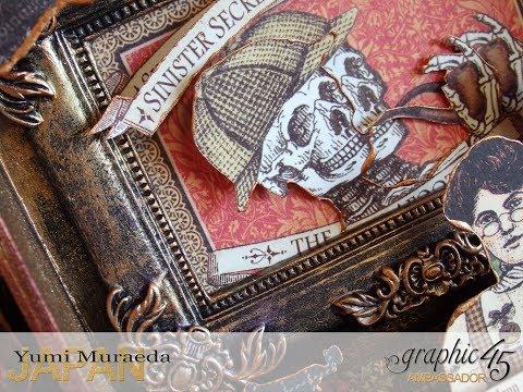 Master Detective Secret Room by Yumi Muraeda
