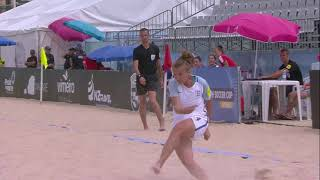 Highlights England vs. Switzerland World Beach Soccer Cup, Event Approved by FIFA