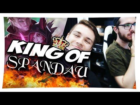 BEST BOTLANE MALLE SÜD schlägt wieder zu - KING OF SPANDAU