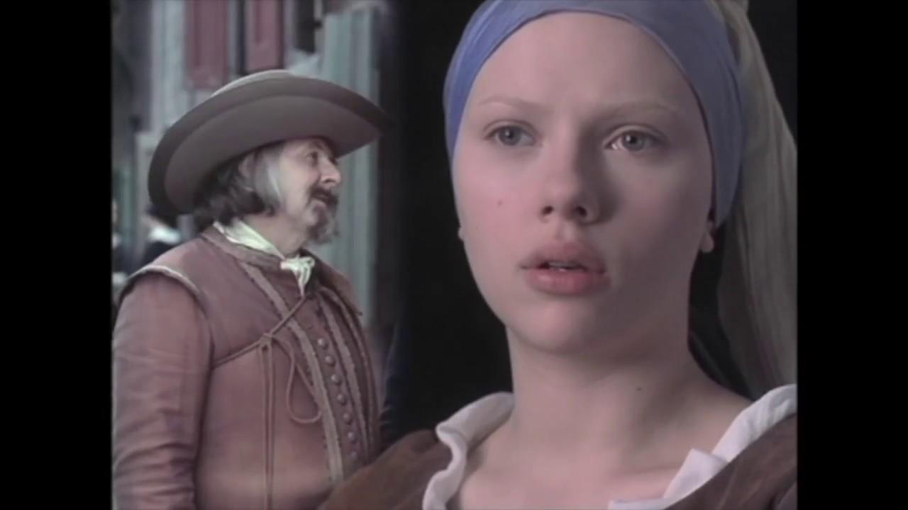 girl with a pearl earring 2003 trailer scarlett