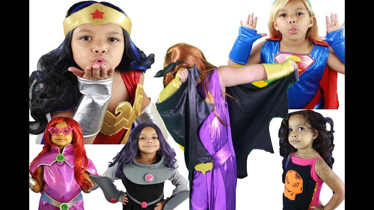 Dc Superhero Girls Halloween Costumes Dc Superhero Girls Cosplay
