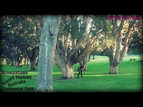 Acompáñame al Centennial Park - Sydney - Australia