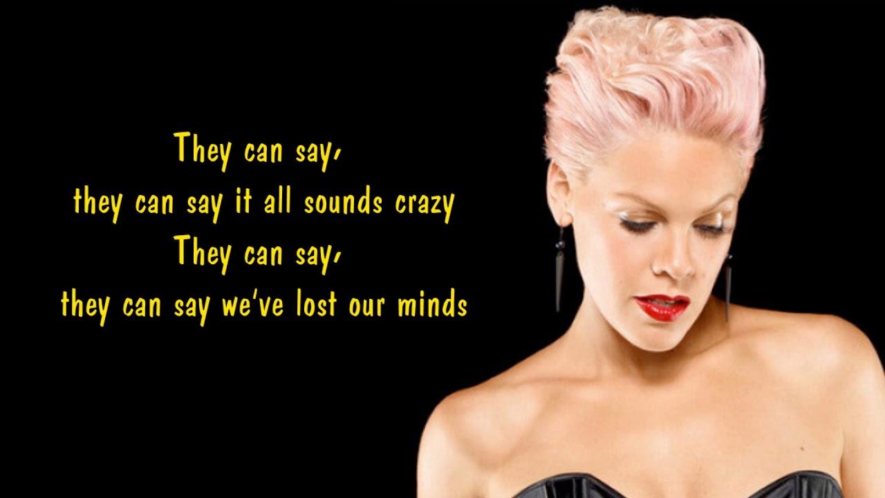 Million Dreams Pink