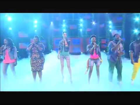 Idols South Africa 2013 The Top 7 perform together for the first time this Season Travel Video