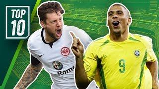 Die Top 10 Comebacks nach Verletzung, Krankheit etc: Alex Meier, Ronaldo, Herrlich!