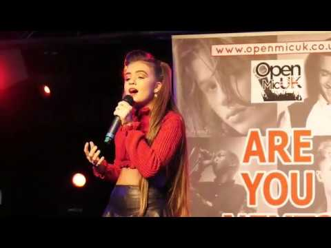 WOULD YOU STILL LOVE ME – BRIAN NHIRA performed by THERESA DELANEY at the Southampton Area Final of