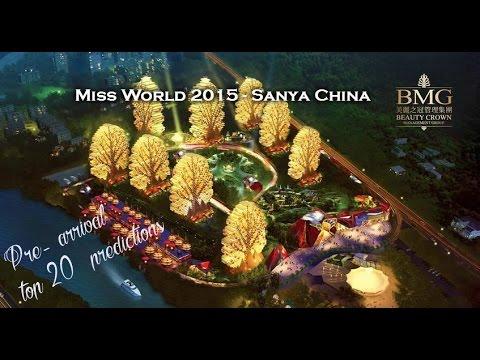 Miss  World Top 20