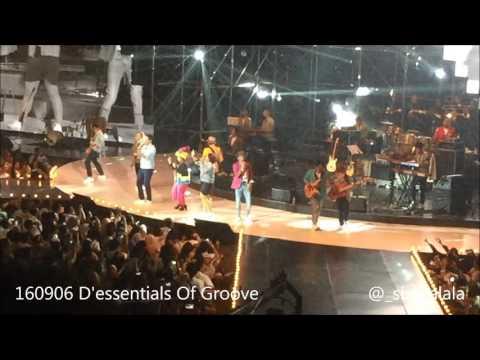 160906 MALIQ & D'essentials - Coba Katakan Dengan Cinta [LIVE @ D'essentials Of Groove]