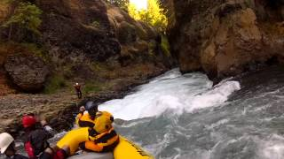 Lower Lower White Salmon River - A Video Exploration