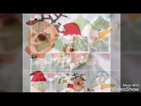 Ideas para navidad adornos manualidades sencillas para - Ideas navidad manualidades ...