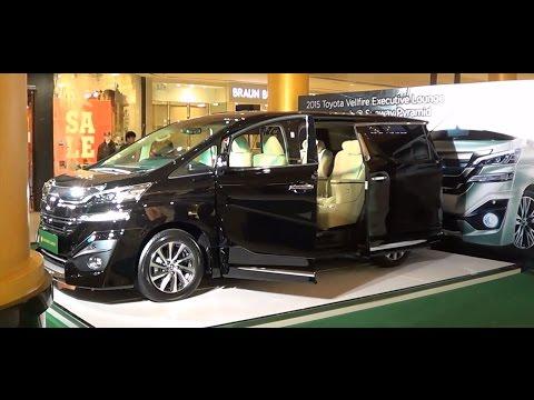 Mt cars toyota vellfire 2 5 3 5 doovi for Garage hamza export aubervilliers