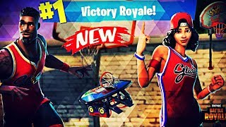 EN ATTENTE DE SERVEURS! Nouveau RARE JUMPSHOT - TRIPLE THREAT Skins Fortnite Battle Royale Road To 2.7K Sub