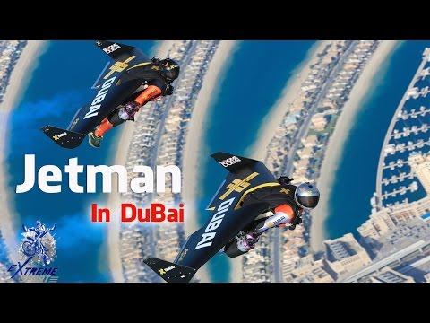 Amazing Jetman in Dubai ✔ Jetman Dubai - Young Feathers  ✔ Extreme Sports