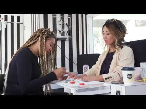 Mobile Nail Salons Changing The Industry To Better Fit Women's Lifestyles
