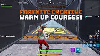 Creative Mode Aim and Edit Courses! WITH CODE! - Fortnite Battle Royale!