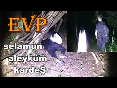 CİNİN ÇARPMA ANI / Paranormal Activity !!