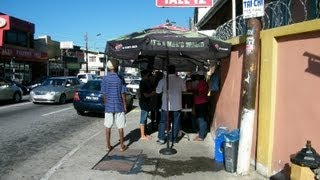 Homecoming Episode 6 Buying Doubles In St James Trinidad.
