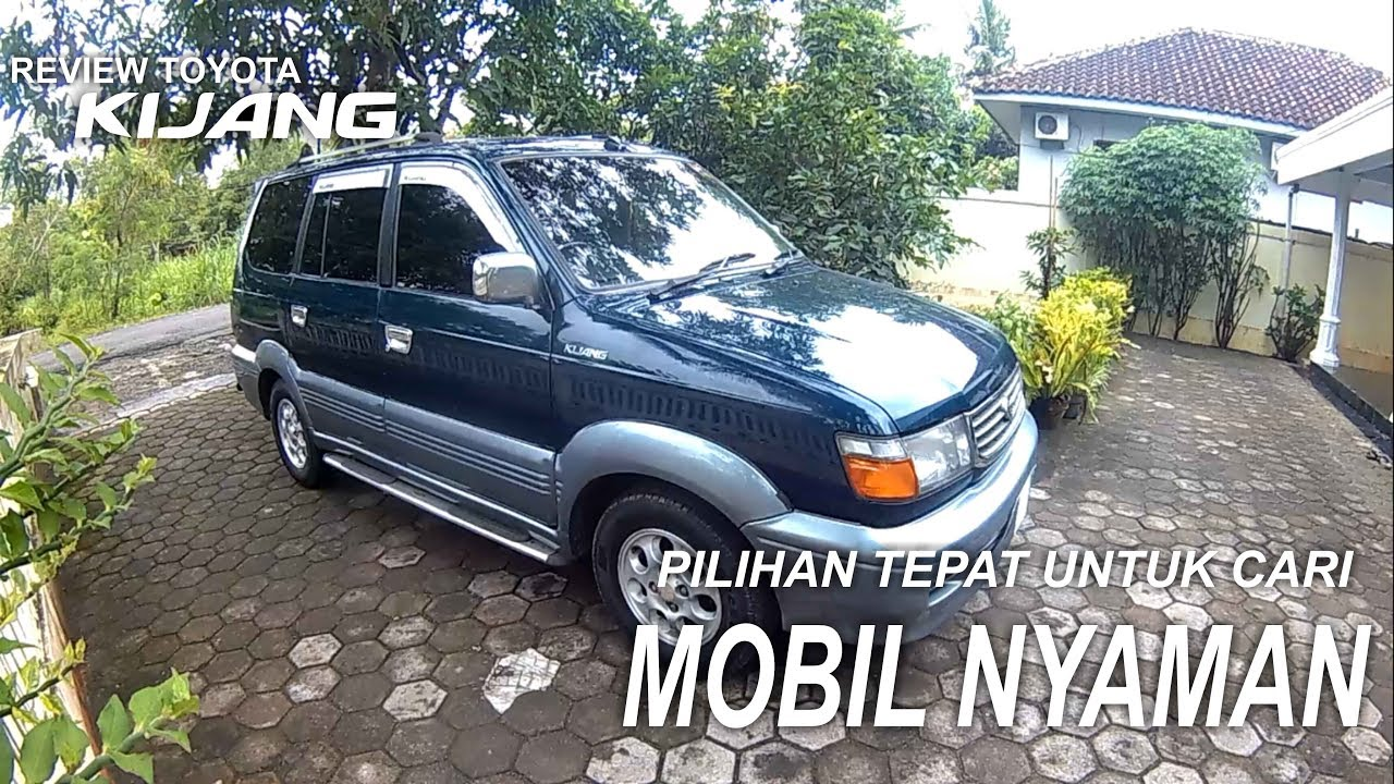 Review Toyota Kijang Kapsul 1 8 Krista 1998 Dan Test Drive Carvlog Indonesia Carvlog 13 Youtube