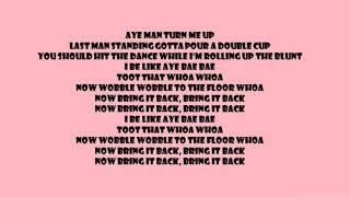 Toot that whoa whoa song (lyrics)