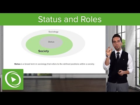 Status and Roles (Elements of Social Interaction) – Social Interaction | Medical Video