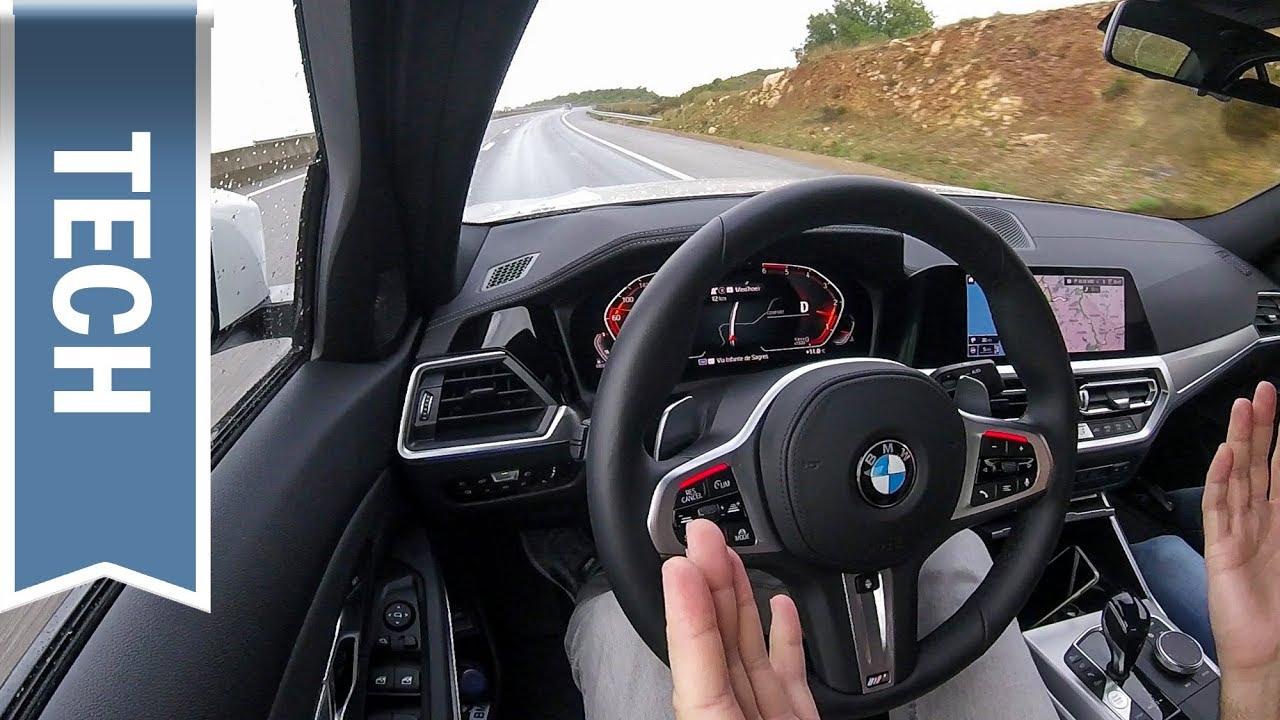 Bmw Driving Assistant Professional Im Neuen 3er Bmw 2019 Im Test Details