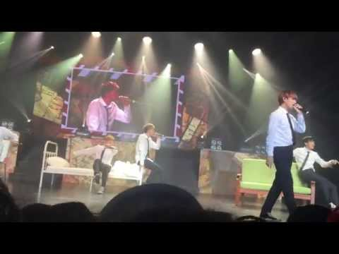 BTS (Bangtan Boys) TRB in NYC - Just One Day (Fancam)
