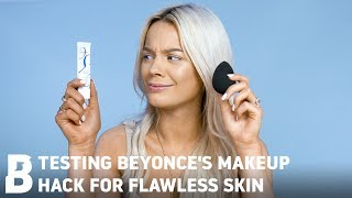 TESTING OUT BEYONCE