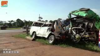 حول العالمفن و منوعات  صلوات وحملات لتأمين السلامة على طريق الموت في أوغندا