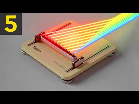 Top 5 Amazing Science Toys / Gadgets