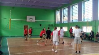 волейбол замглай любеч 1 партия(, 2016-10-16T10:04:02.000Z)