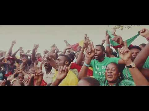 Salatiel x Mr Leo ft  Mink's, Daphne, Valdez, Mary A   We Are Champions Official Video