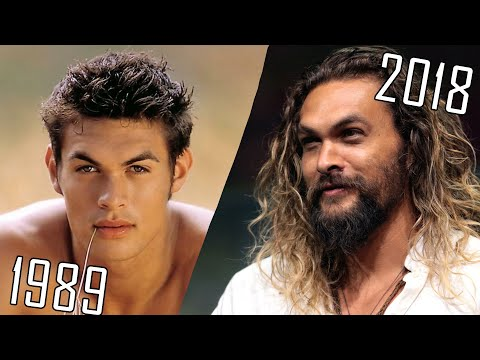 Jason Momoa (1989-2018) All Movie List From 1989! How Much Has Changed? Before And After! Aquamen