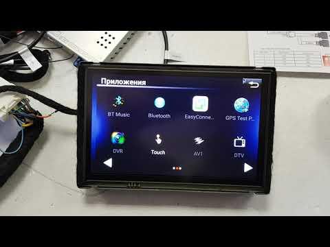 Обновление мультимедийного навигационного блока Android для Nissan Infiniti с системой 08IT Clarion