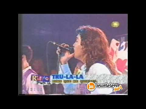 LaCuartetera.Net | Dime que me quieres - Trulala (2000)