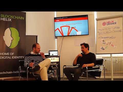 Update with Frankfurt's Mr. Blockchain