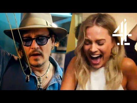 Margot Robbie, Johnny Depp, Emma Stone & More Celebs Freaked By Magic | David Blaine: Beyond Magic