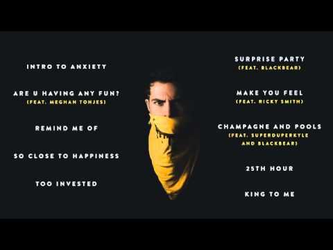 Hoodie Allen - Happy Camper (Official Full Album)