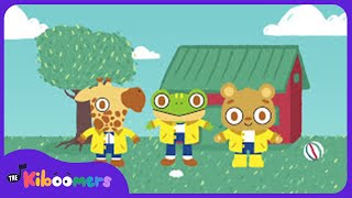 Baixar Let's Get Dressed Song | Clothes Song for Kids | The Kiboomers