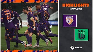 HIGHLIGHTS: Perth Glory v Western United FC | May 12 | A-League Season 2020/21 Highlights
