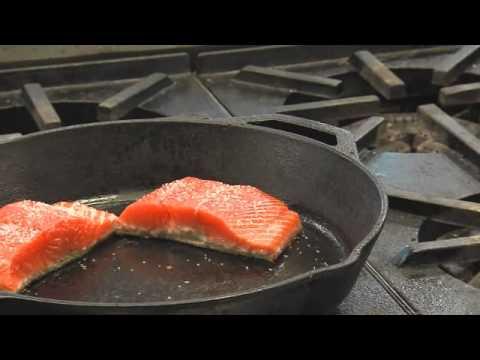Alaska Copper River Sockeye Salmon Cooking Demonstration | Market District