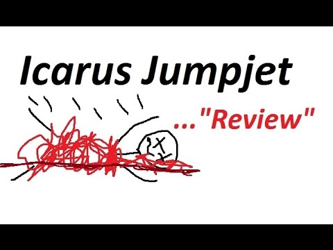 ~ Icarus Jumpjets Reviewed in 5 Seconds ~ (And also 90 Seconds) ~