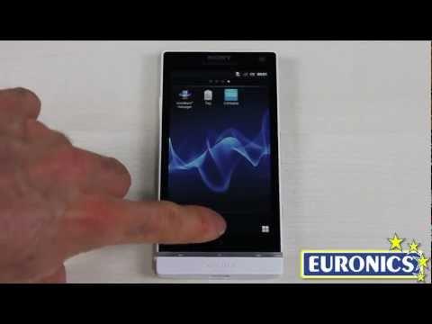 Smartphone Android Sony Xperia S - Caratteristiche
