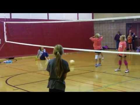 Superior, Wisconsin Volleyball Fun! With, Tieryn Plasch