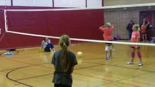 Superior, Wisconsin Volleyball Fun! With, Tieryn Plasch