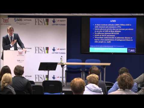 SSM Conference 2015 1.6 - Altitude: The Good, The Bad & The Ugly