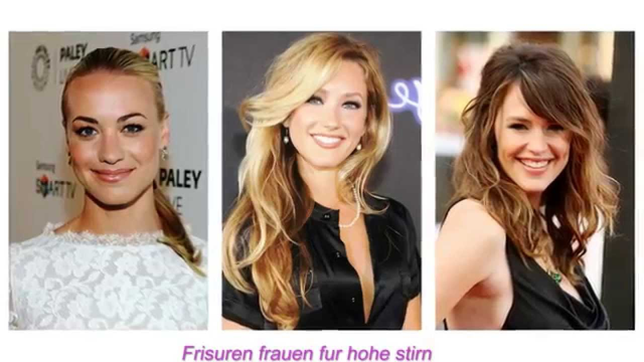 Trend Frisuren Eierkopf Frauen