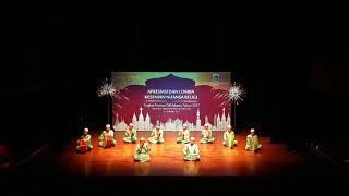 Festival hadrah nuansa religi tingkat DKI Hadrah Az-Zumar @TIM
