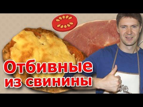 Свинина в духовке с горчицей