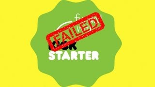 Kickstarter Project Canceled After Moron Spends All the Money