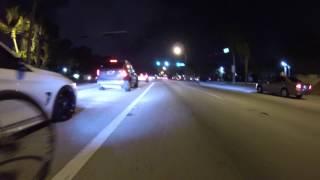 Asshole Miami BMW driver attack